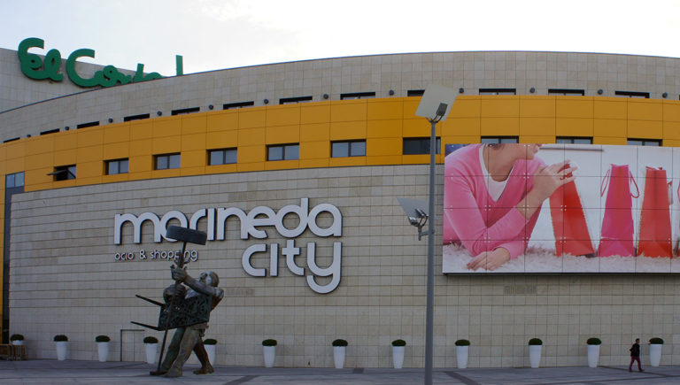 Centro Comercial Marineda City - Strow proyectos