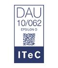 DAU 10/062 - ITeC Certificate