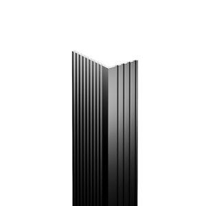 """Vertical aluminium """"L"""" Profiles"""