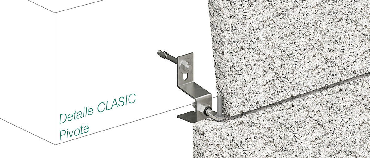 CLASIC system - Pivot - Strow Sistemas