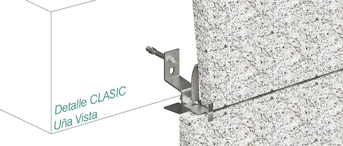 CLASIC system - Uña Vista - Strow Sistemas