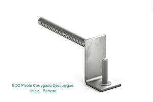 System ECO Corrugated Pivot. Lower hang. Start - Finish