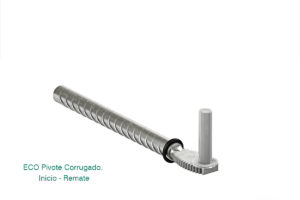 System ECO Corrugated Pivot. Start - Finish
