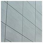 Acabados para fachadas ventiladas - Cerámica