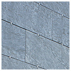 Claddings for ventilated facades - SLATE