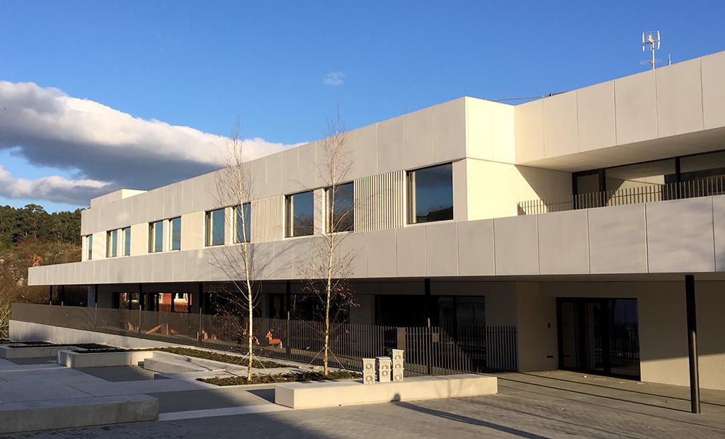 Day Center,  Elderly Residence and Children's School in Arteixo (A Coruña)