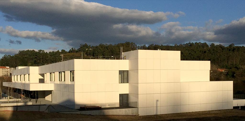 Centro de día, Residencia de mayores y Escuela infantil en Arteixo (A Coruña)