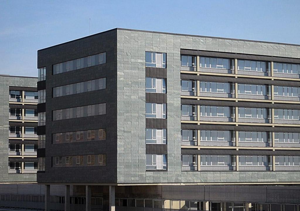 Hospital of Burgos - Strow Projectos