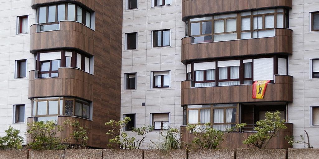 Edificio de Viviendas en Avenida de los Castros (Santander)