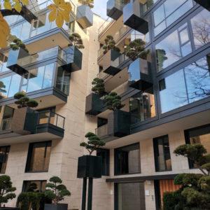 Edificio Strelnieku, 5 (Riga, Letonia) · AKMENS BALTIJA · Foto 1 · Anclajes Fachadas Ventiladas Strow