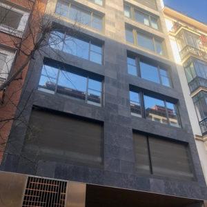 Building in Jorge Juan Street (Madrid) · Imagina Diseño · Foto 1 · Anclajes Fachadas Ventiladas Strow