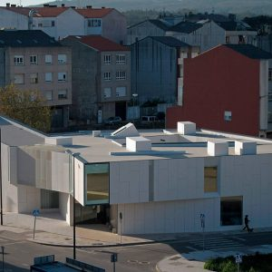 Library of Carballo (A Coruña) - Strow Sistemas