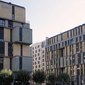 Edificio de Viviendas en Burgos - Proyectos Strow